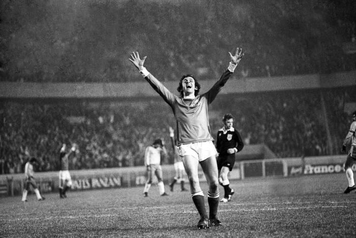 Michel Platini 1978