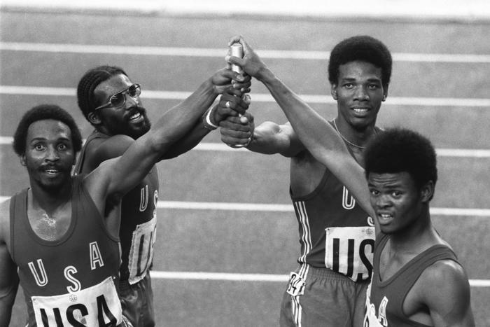Relais 4x400 M Hommes Jeux Olympiques 1976