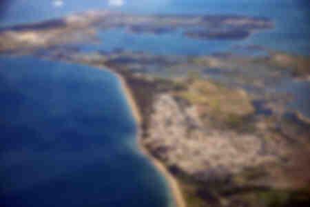Ile de Re el bosque-playa Ars en Ré el cobarde en el mar y las puertas en Re