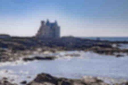 Le chateau de Port Maria de Quiberon