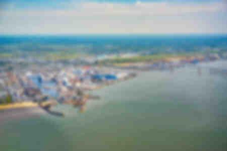 Puerto autónomo y astilleros de Saint Nazaire