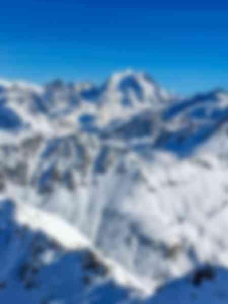 Près du Mont Blanc