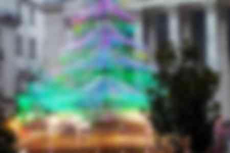Sapin de Noël à Nanrtes