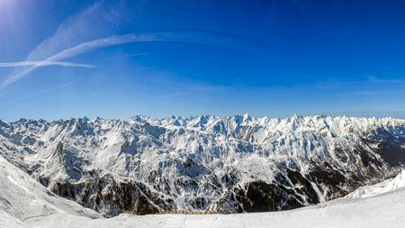 Alpes en Savoie
