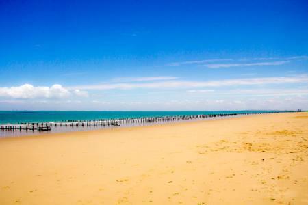 Oleron beach