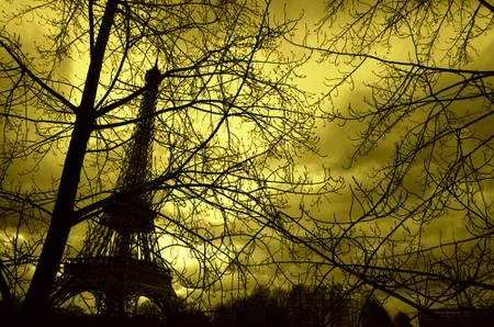 Tour Eiffel Paris 2013