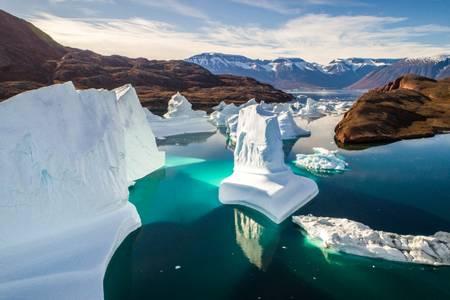 Cimetière de glace