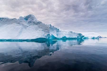 Iceberg ou glacier