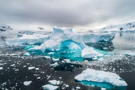 Ghiaccio antartico