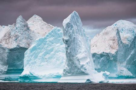Un fiordo di ghiaccio