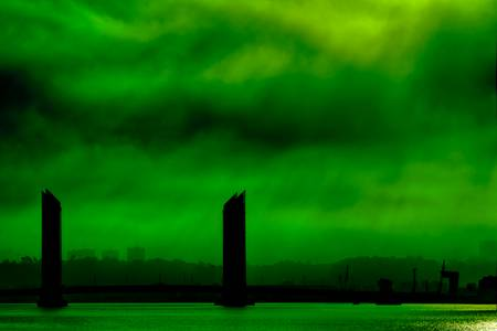 Douceur urbaine vert