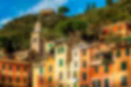 Portofino et son clocher
