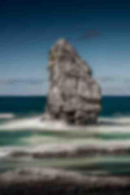 Rocher playa Arnia