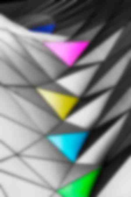 Triangle in colors