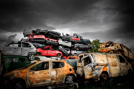 démolition auto