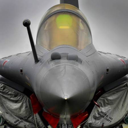 Face of Rafale