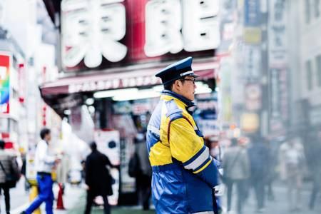 Tokyo security