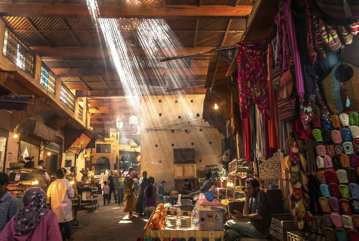 Moroccan Light