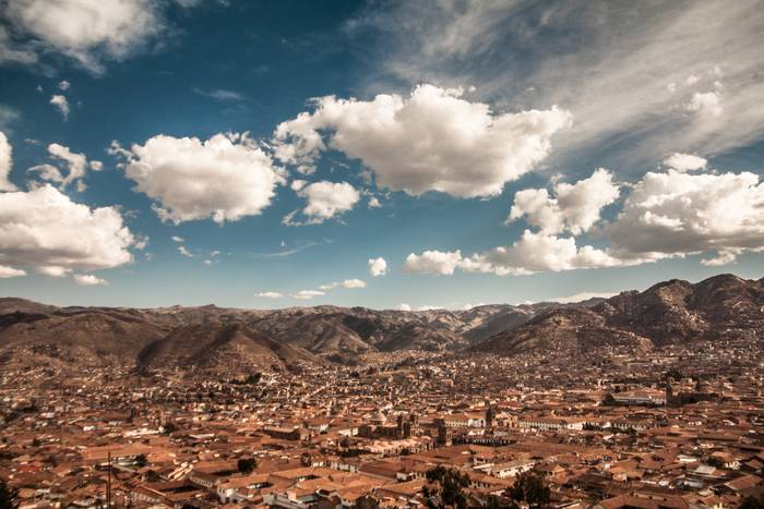 Peruvian Clouds