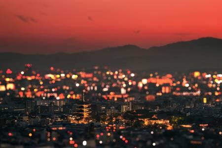 Kyoto-Funkeln