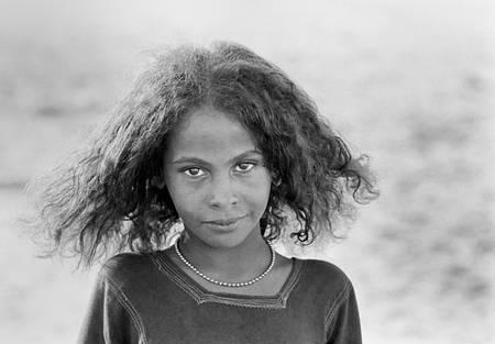 Jeune fille Touareg