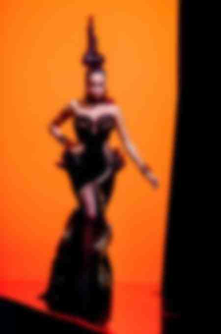 Jean Paul Gaultier 2013 Fashion Show