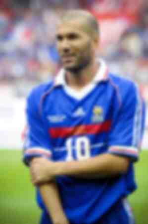 Zinedine Zidane 2 2008 couleur