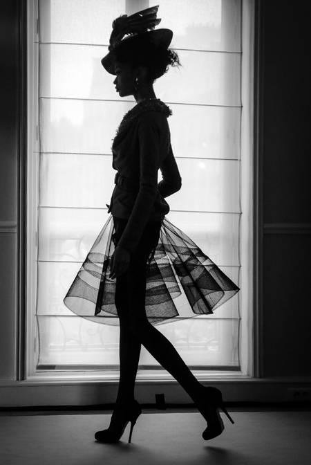2009 Dior Fashion Show