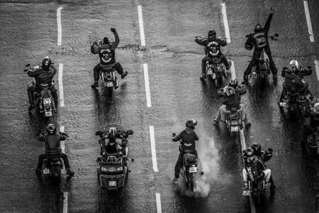 Harley Davidson Champs Elysees