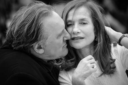 Isabelle Huppert Gerard Depardieu