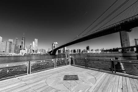 Brooklyn Bridge Pier 1