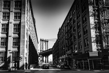 Manhattan Bridge - DUMBO