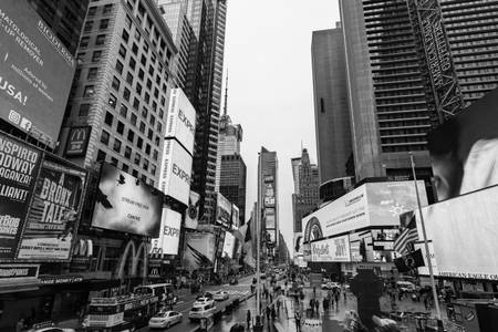 Times Square - Crossroads of the world