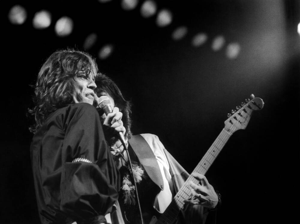Concert Des Rolling Stones En 1976