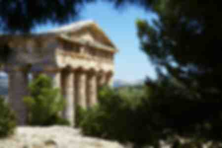The Temple of Segesta