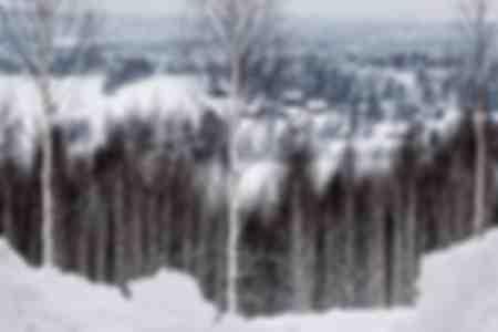 Le village d'Harads en Laponie suédoise