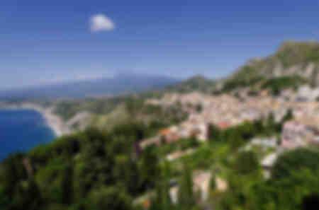 Taormina il Saint-Tropez della Sicilia