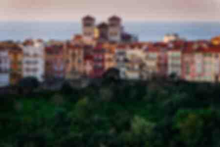 Vue sur le Vieux Monaco