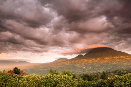 Chaîne des volcans