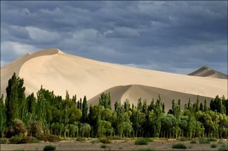 Dunes de Mingsha Shan
