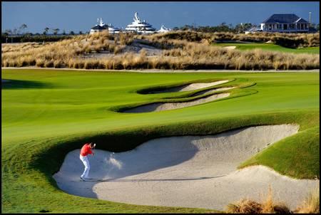 Golf sur l'île de New Providence