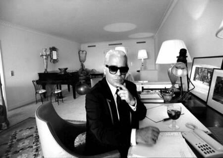 Karl Lagerfeld à Monaco