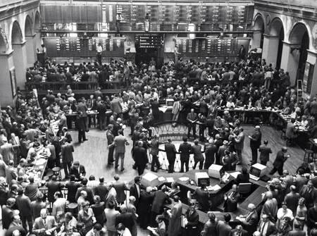 Stock exchange of Paris