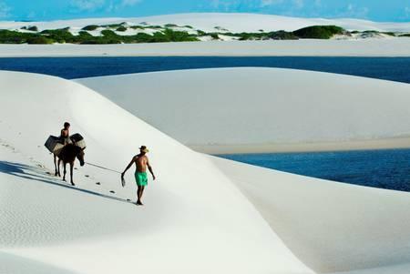 Le Parc national des Lençóis Maranhenses