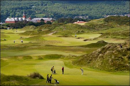 Royal County Down Golf Course - 2