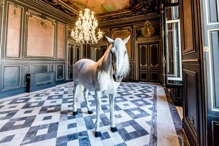 Salon du palais du Recreo de las Cadenas