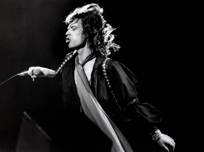 Mike Jagger Et Les Rolling Stones