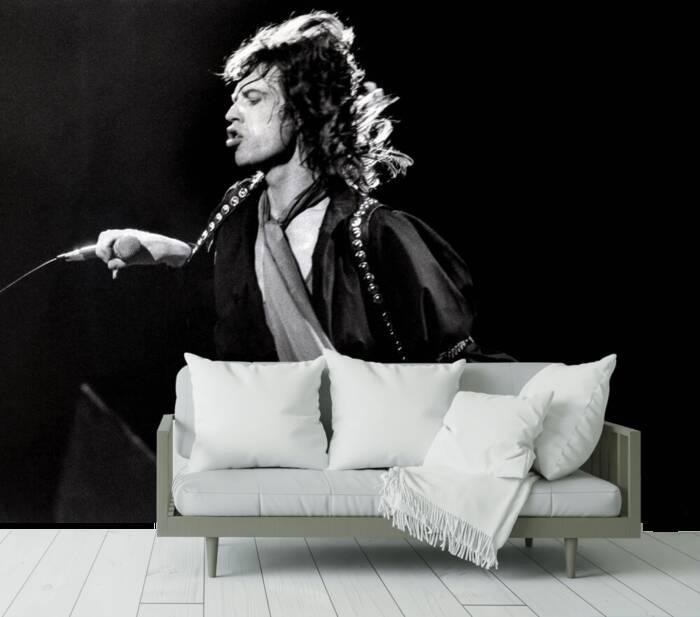 Mike Jagger y los Rolling Stones