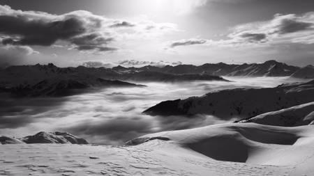 au delà des nuages