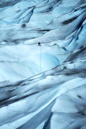 Vague de glace - Ice wave